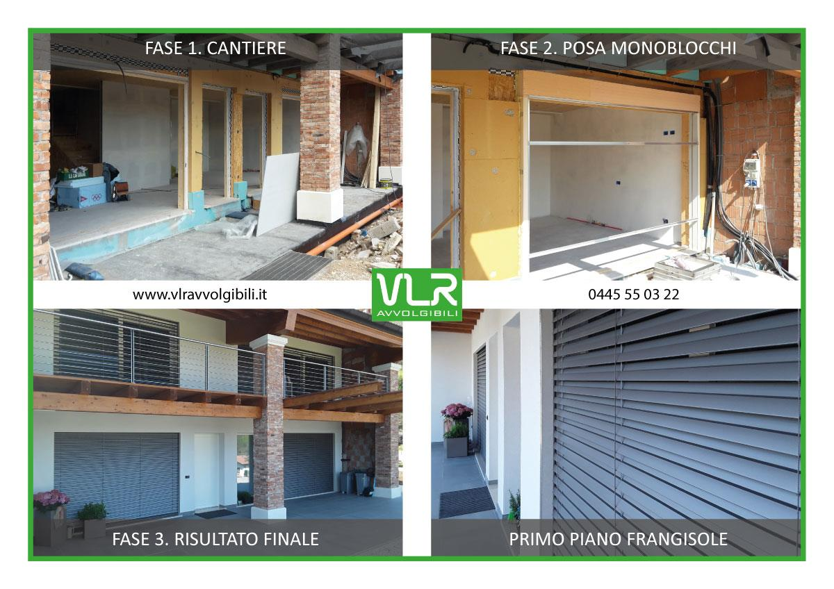 Collage cantiere